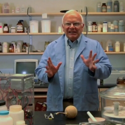 Just in time for the 4th of July, this entertaining video showcases the chemistry of fireworks, hosted by renowned pyrotechnics expert, John Conkling, who literally wrote the book on the subject.