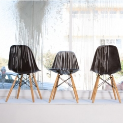 KRINK collaborated with Modernica on this chair project for Art & Council.