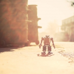 """The unofficial music video for Feist's """"Now at Last"""", set in a beautiful rural village in China about a toy robot who learns what it means to live."""