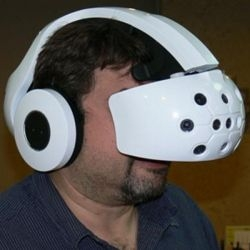 Sensics is to give Sony a run for its money with a new 3D head-mounted display, dubbed Natalia.