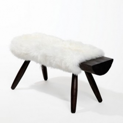 Sheep stool for Green Furniture Sweden by Rimgaile Samsonite.