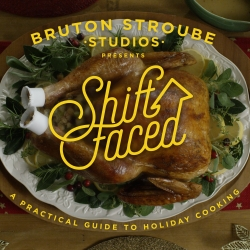 Bruton Stroube Presents: Shift-Faced. An interactive guide for cooking that not-so-perfect holiday bird. From the creators of Breakfast Interrupted, Decor Amore, Slo-Mo Booth Supercut, and other craftings of fine imagery for advertising.