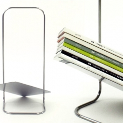 We love MAG FRAME, a magazine rack designed by the japanese designer Shigeichiro Takeuchi...