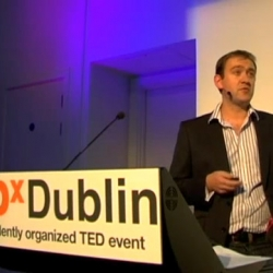 Simon Dennehy from www.perch.ie speaks at TEDx Dublin about his new Ergonomic School Furniture and approach to R&D for Students