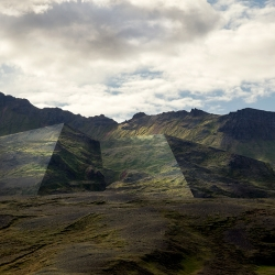 Axiom & Simulation - A new project examines the ways in which humans quantify and explore our surroundings by comparing artistic, scientific, and digital realism. By photographer Mark Dorf in Skagaströnd, Iceland.