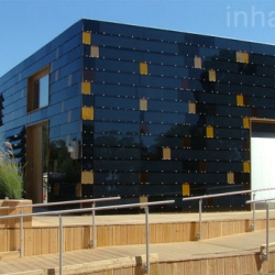 It's official - Team Germany has reigned supreme once again in the 2009 Solar Decathlon, crushing its opposition with their sleek, cubic Death Star-esque solar-powered home!