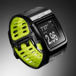 NIKE and TomTom have collaborated to create the Nike+ SportWatch GPS Powered by TomTom.