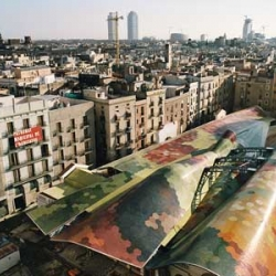 Fundacio Enric Miralles | In Barcelona, a space dedicated to the experimentation of contemporary architecture in memory of the Catalan architect opens June 21.