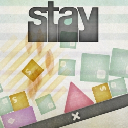 Stay is a new game from Anthropophagy for the iPhone & iPod Touch. See what happens when graphic designers fancy themselves iPhone developers.