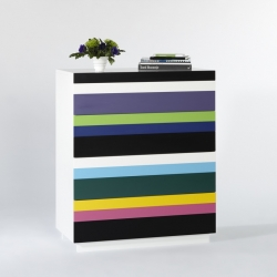 The Swedish furniture company A2 has some interesting furniture in their collection. One of the striking designs are from designer Sara Larsson, and is called Stripe.