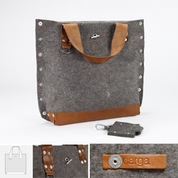 New T1 from Carga Bags!