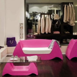 New collection TALENTI outdoor/indoor furniture by Karim RASHID...