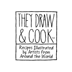 Brazil to Belgium, the Ukraine to the U.K., recipes come from all over the world! You can even submit your own illustrated recipe!