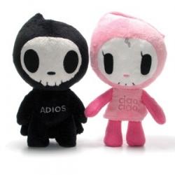 StrangeCo announced Toki Doki's latest plushes ~ Adios and Ciao Ciao!