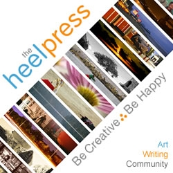 the heel press, a student-fueled creative community, has just launched a site redesign to showcase all types of creative pursuits - art, writing, and everything else.