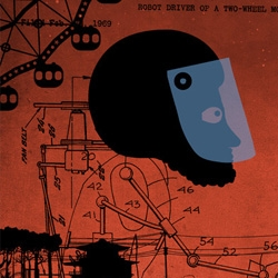 Bendito Machine, the most bizarre and intelligent animated show in our galaxy.