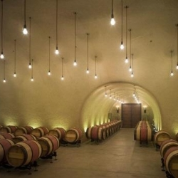 A visit to a winery used to be just about the wine, with aesthetics as an afterthought. No longer. This wine cave at Ovid is one of several Napa and Sonoma stunners.
