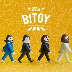 The Bitoy, designed and produced by Bito, to honor the Beatles in a new way.