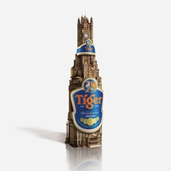 Tiger Beer Credentials 2009, Winning over London / Paris / New York and the world. Created by Chase Cash