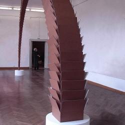 Incredible sculptures by Tobias Putrih.