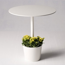 Tokujin Yoshioka Little Garden Table - Poetry and magic in a simple yet brilliant design.