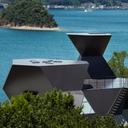 On the Island of Omishima, architect Toyo Ito has completed the Toyo Ito Architecture Museum, the first museum in Japan dedicated to the work of an individual architect!!