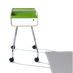 The Trolley by german designer Patrick Frey is modern furniture that really fits your needs.