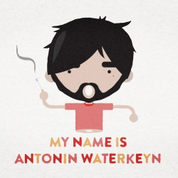A little animated video resume of Antonin Waterkeyn, a graphic designer from Paris.