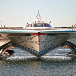 Tûranor Planet Solar - The largest solar-powered catamaran in the world.