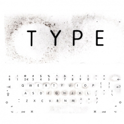 Typefinger Font by visual communicator Floor Houben.