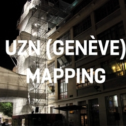 Exploratory live performance on the building of UZN, using a text by the poet linguist Steve Savage.