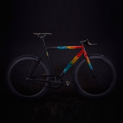 Ucon and 8bar are two Berlin based brands who teamed up for this bike collaboration. They worked on this project together for the last year to make something special happen.
