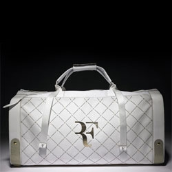 Really nice Wimbledon Collection by Nike for Roger Federer. They created a custom collection with a new RF logo!