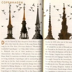 Updated! Cynthia scanned and emailed over some pics of the interior of those mysterious Louis Vuitton City Guides!