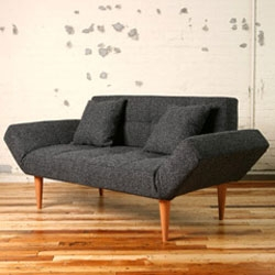 URBN Trick My Sofa ~ only $500 and adjustable arm rests, and cheaper than an iPhone