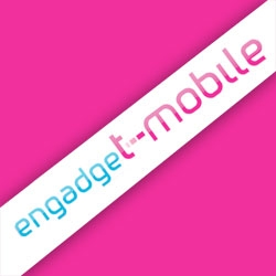 T-mobile is at it again? Claiming ownership of MAGENTA? This time they are targeting engadget mobile, so they are fighting back by painting the town and many sites magenta. Not a joke.
