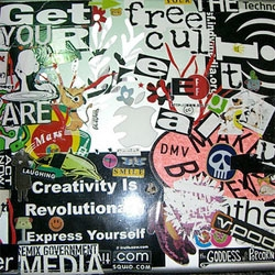 What does your laptop say about you? 5 Alternatives to over stickering that can help you customize - my first contribution to the PC.com site, not sure what to write about next, any ideas?