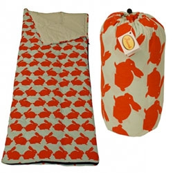 * Special Forest * kissing animals sleeping bag by UK's Anorak