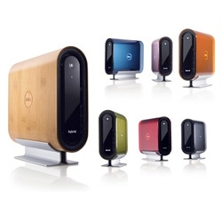 "How adorable are these upcoming Dell ""petite"" desktop PCs from Studio Hybrid... even a woody version!"