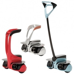 Toyota Winglet ~ the next segway?