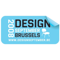 September is Design MONTH in Brussels!