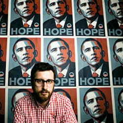 "LA Weekly does a great profile on close friend of NOTCOT - ""Yosi Sergant and the Art of Change: The Publicist Behind Shepard Fairey's Obama Hope Posters"""