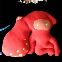 Who doesn't love octopus! From Plush Play's line of collectible plush toys.