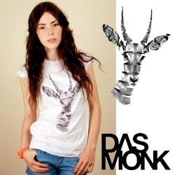"Strangely drawn to  this ""Peeling Impala"" shirt by Das Monk ~ artwork by Tim Laing"