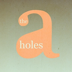 typographic study of A Holes...