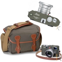 Limited Edition Leica Safari Edition M8