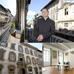 "The Florence Institute of Design International, a brand new ""boutique"" design school in Florence, Italy"