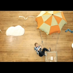 """""""Sorry I'm Late"""", a short film made in stop motion. Directed by Tomas Mankovsky."""