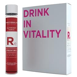 Functionalab's Nutrient Tonics ~ nice clean packaging