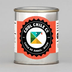 Lovely design and branding work by Bless for Cool Chile.